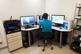 3D лаборатория по работе с данными КЛКТ