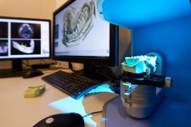 3D сканер в CLDH